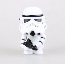 Storm Trooper - Figura Colecionável Star Wars - Bobble Head