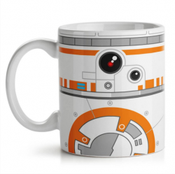 Caneca Geek Side Faces - BB-8