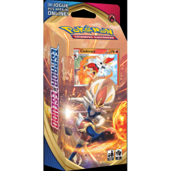 Deck Pokémon Cinderace - Sword and Shield / Espada e Escudo