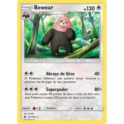 Bewear (112/149) - Carta Avulsa Pokemon