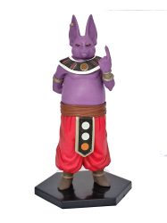 Champa - Figura Colecionável Dragon Ball Super 15 cm