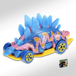 Carro Colecionável Hot Wheels - Motosaurus