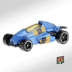 Carro Colecionável Hot Wheels - 2 Jet Z