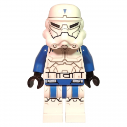 Clone Commander Trooper Special Forces (Yoda Chronicles) - Minifigura De Montar Star Wars