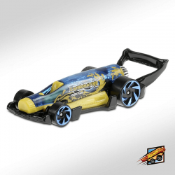 Carro Colecionável Hot Wheels - Carbonator