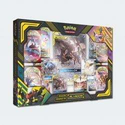 Box Pokemon Poderes de Aliados - Umbreon e Darkrai-GX