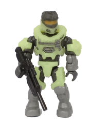 UNSC Spartan Scout (infected) 8816 - Minifigura Halo Heroes MB Series