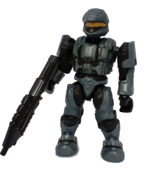 UNSC Spartan Scout 4249 - Minifigura Halo Heroes MB Series