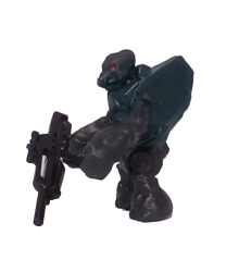 Covenant Grunt dark blue (3cm) - Minifigura Halo Heroes MB Series
