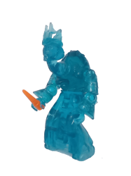 Covenant Prophet Truth (9368) Translucent Blue - Minifigura Halo Heroes MB Series