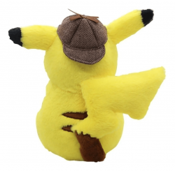 Detetive Pikachu - Pelúcia 28cm Plush Toy