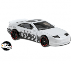 Carro Colecionável Hot Wheels - Nissan 300 ZX Twin Turbo
