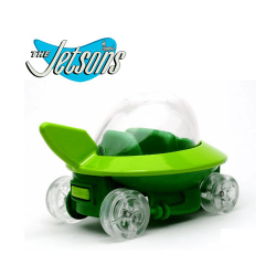 Carro Colecionável Hot Wheels - The Jetsons Capsule Car