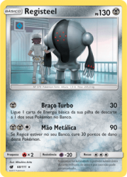 Registeel (68/111) - Carta Avulsa Pokemon