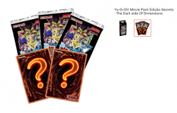 Yu-Gi-Oh! Movie Pack Edição Secreta - The Dark side Of Dimensions